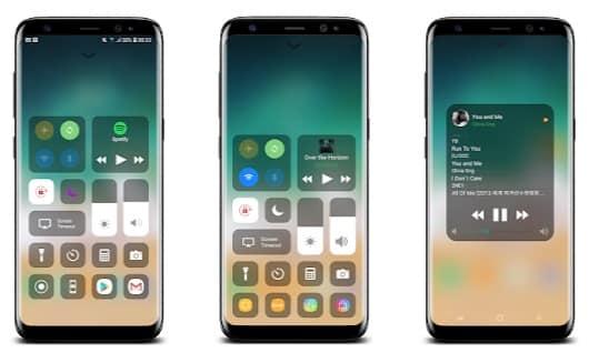Control Center iOS 13- Trình giả lập iOS
