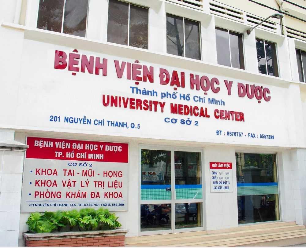 Bệnh viện Đại học Y dược TP.HCM