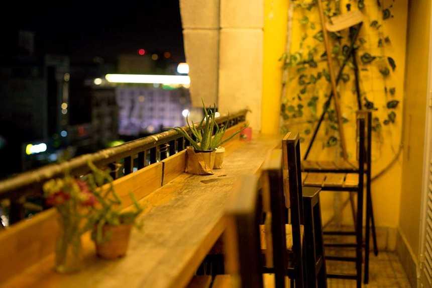 Không gian lãng mạn tại The Letter Coffee