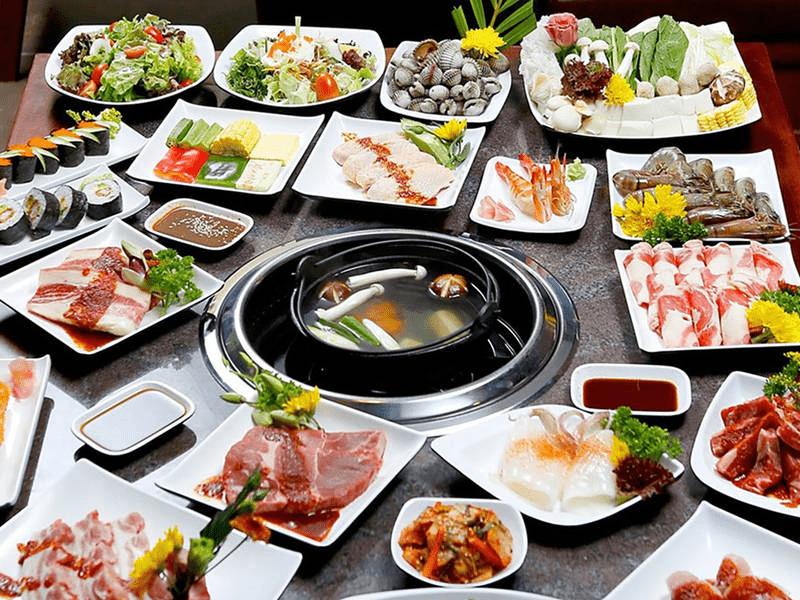 Lẩu Nhật thanh mát, đặc trưng hương vị Nhật Bản