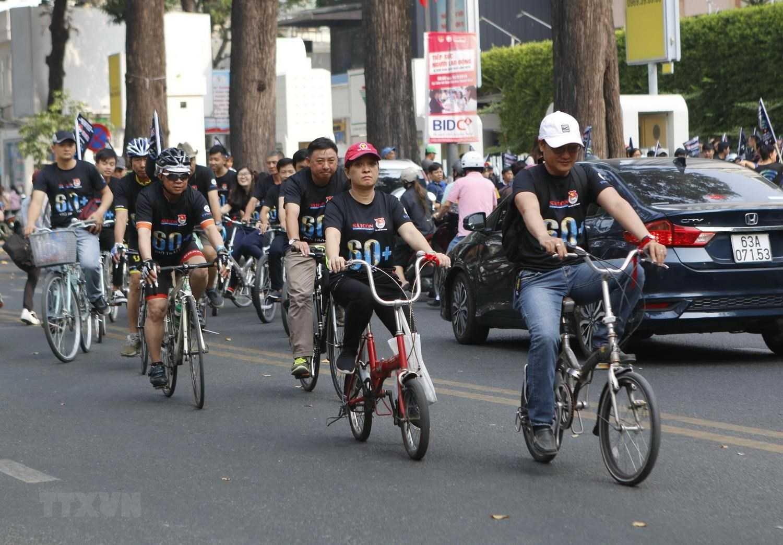Nhiều hoạt động ý nghĩa của Giờ Trái Đất ở Tp. Hồ Chí Minh