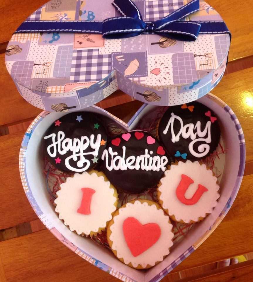 Bánh ngọt valentine 14 2