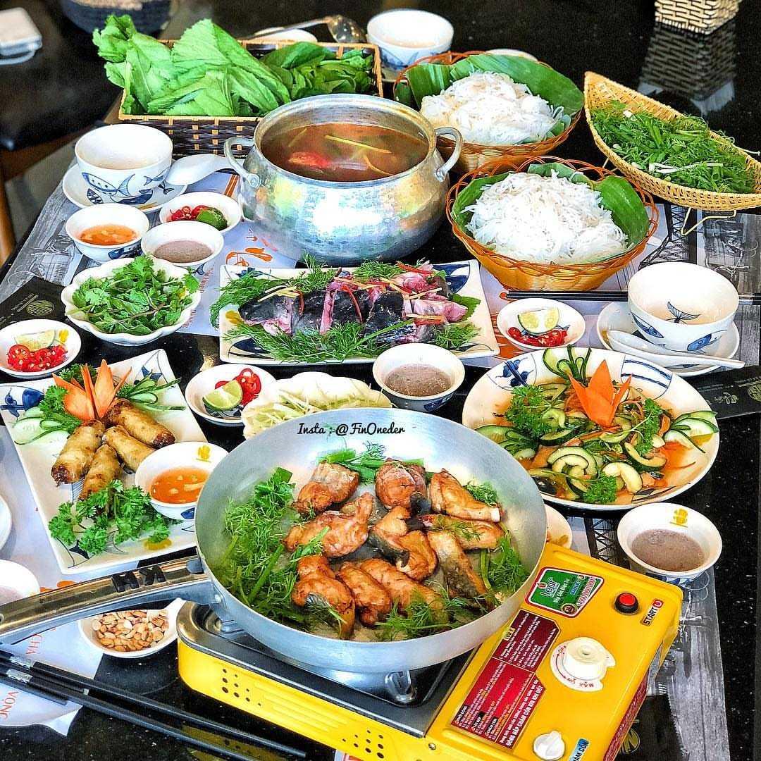 Món chả cá Lã Vọng thơm ngon nức tiếng tại Hà Nội