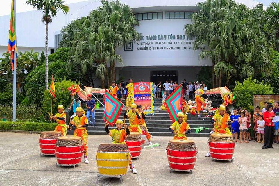 Các hoạt động Trung thu tại Bảo tàng dân tộc học