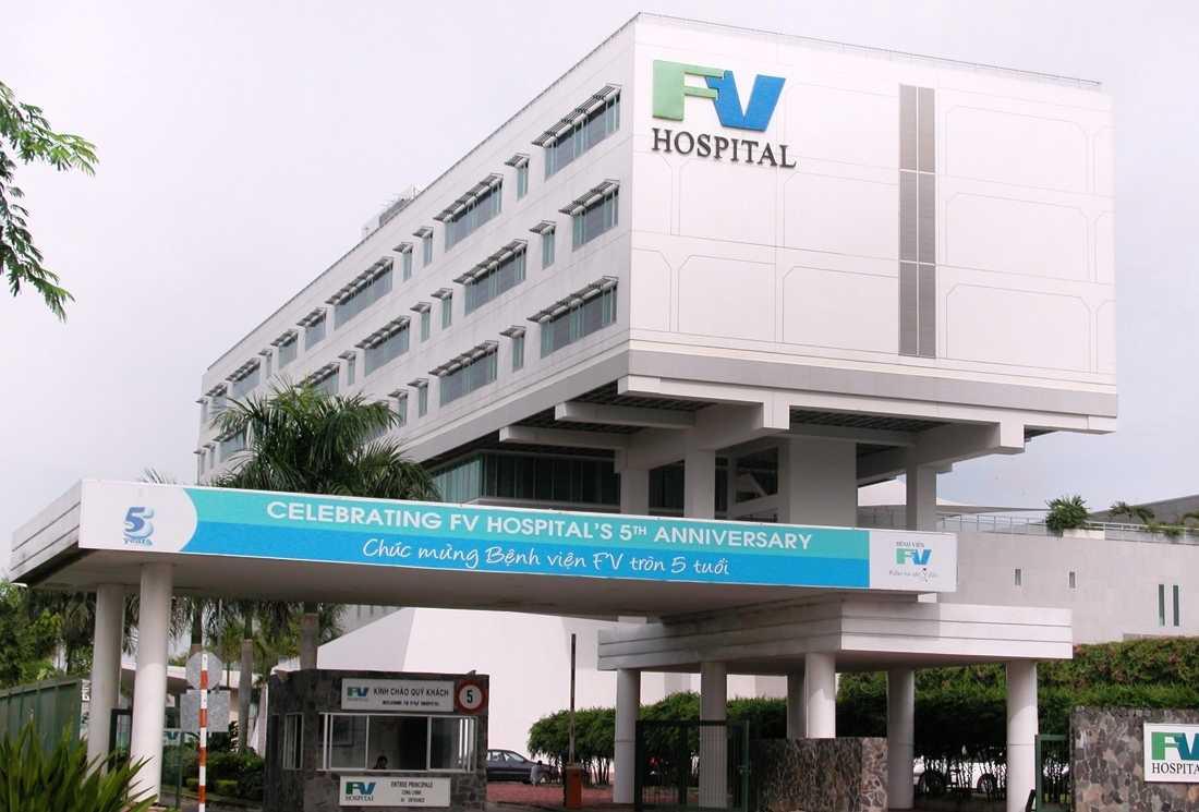 Bệnh viện hàng đầu về khoa Nhi và Nhi sơ sinh