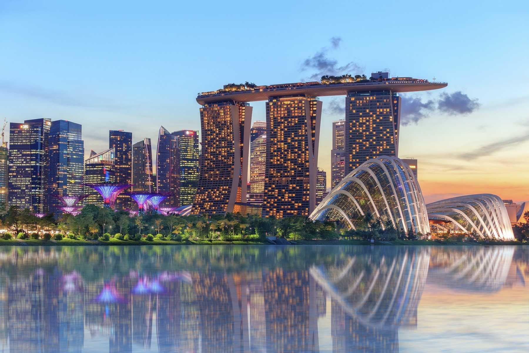 Hãy khám phá đất nước Singapore thật vui vẻ cùng những chiếc sim du lịch giá rẻ