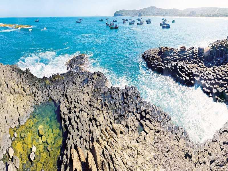 Lý Sơn thiên đường biển đảo