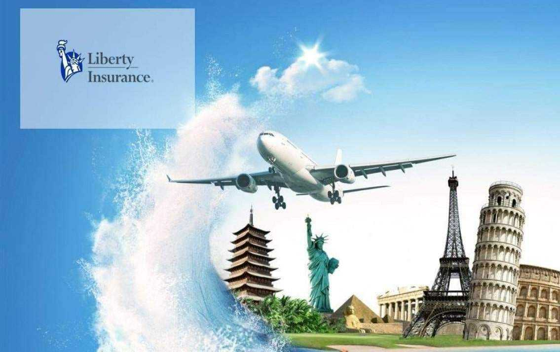 Bảo hiểm du lịch Liberty uy tín trị giá trung bình từ 1 USD/ngày