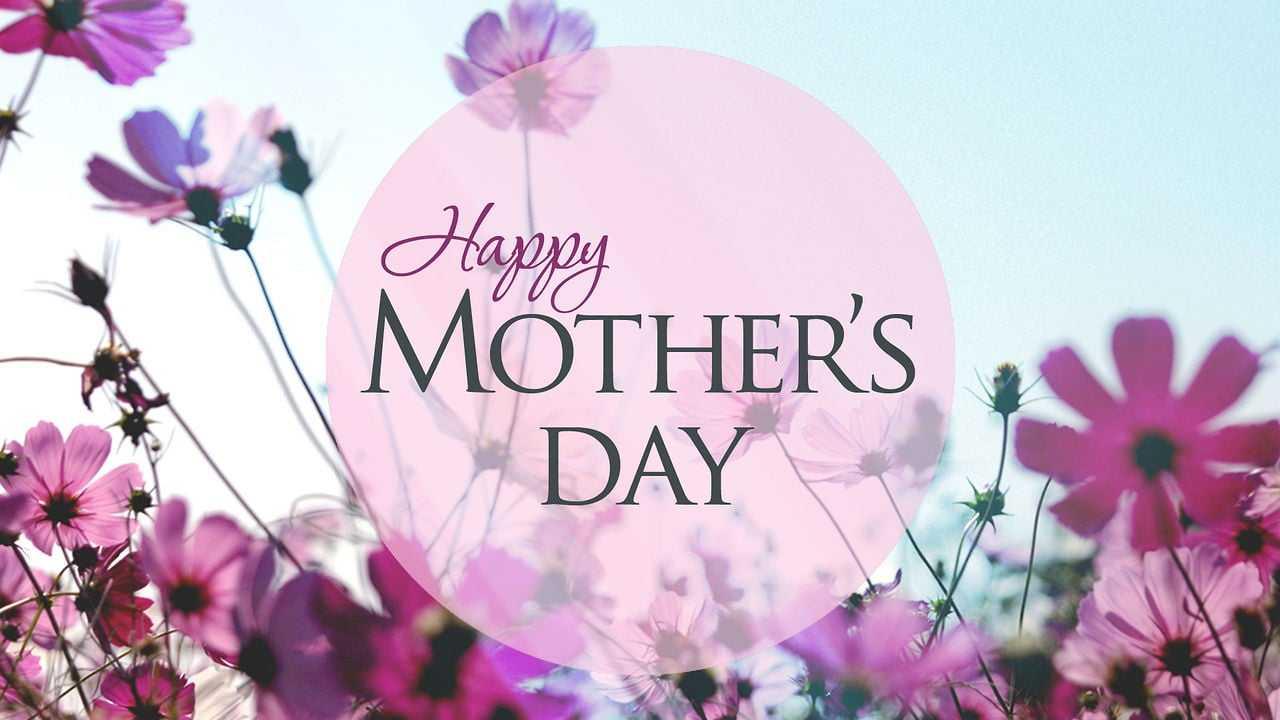 Gửi đến mẹ tấm thiệp yêu thương nhân Ngày của mẹ