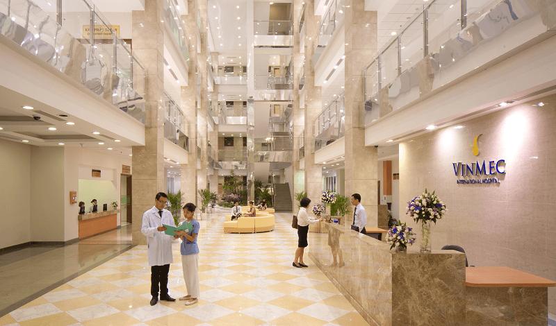 Vinmec là hệ thống bệnh viện khám ung thư tốt nhất hiện nay