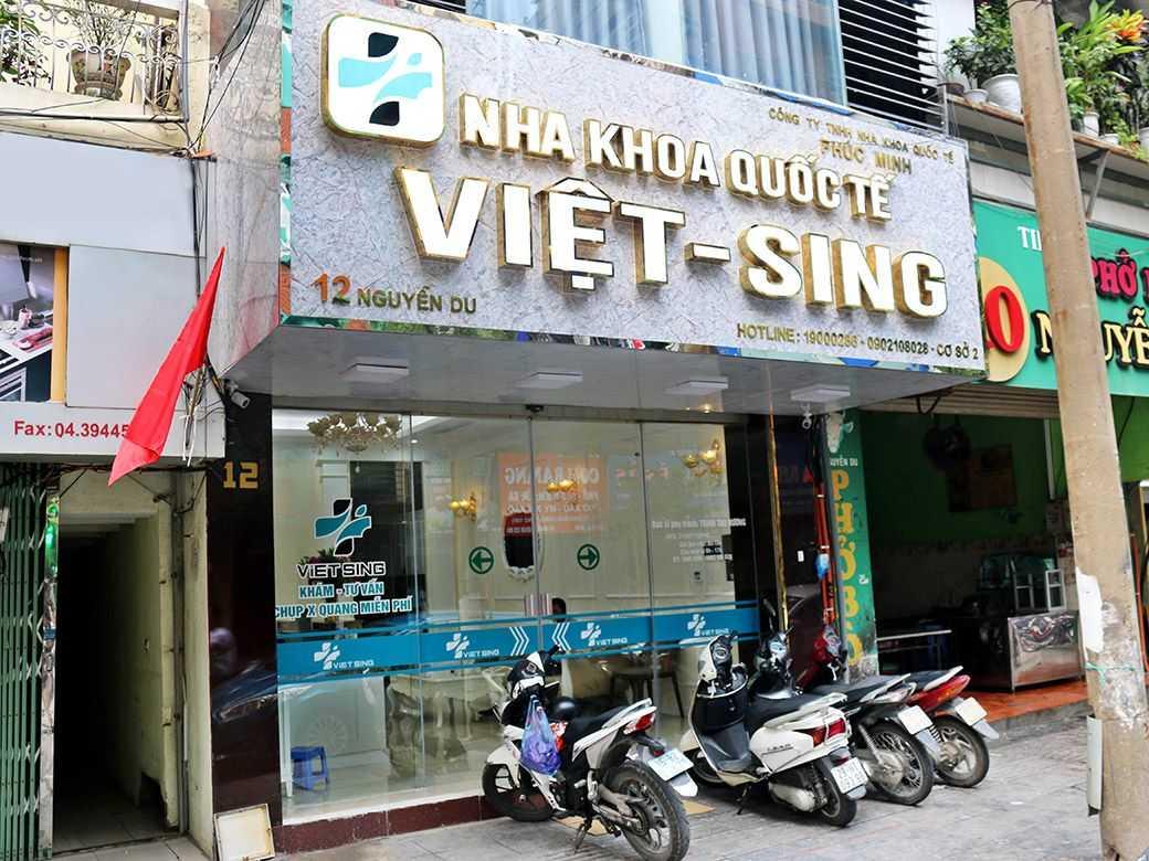 Nha khoa quốc tế Việt Sing