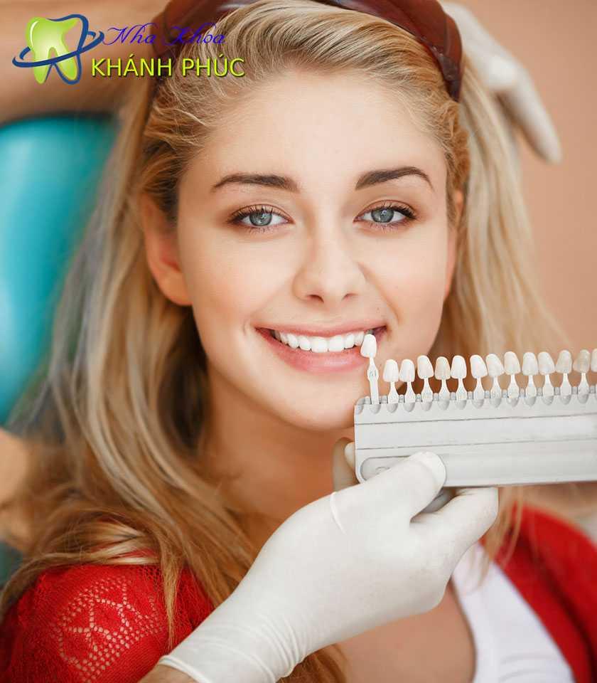 Nha khoa Khánh Phúc được đánh giá rất cao trong lĩnh vực bọc răng sứ thẩm mỹ