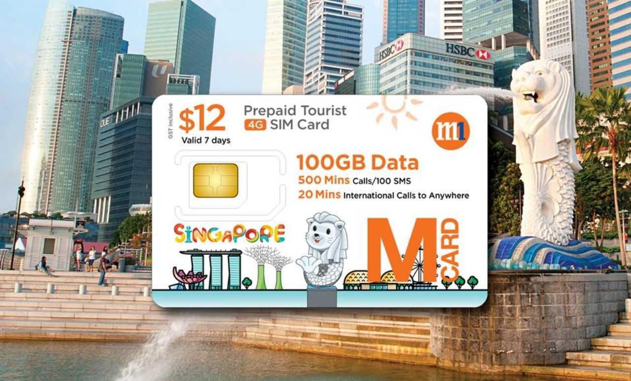 Sim du lịch đi Singapore sẽ giúp bạn dễ dàng liên lạc với bạn bè, người thân trong chuyến đi