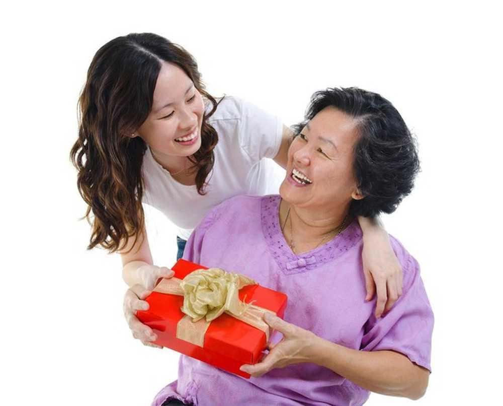 Cùng tỏ lòng thành kính dành cho mẹ mình