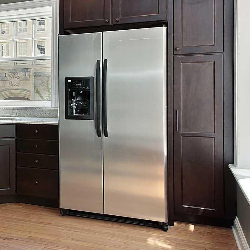 Một chiếc tủ lạnh hiện đại và tiết kiệm điện cũng là gợi ý tuyệt vời