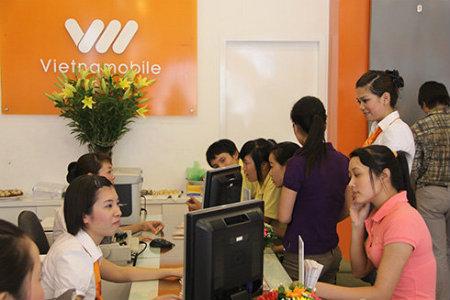Cửa hàng Vietnamobile tại Huế